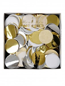 Meri Meri Metallic Confetti