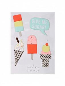 Meri Meri Ice Creams Αυτοκόλλητα