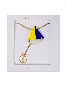 Meri Meri Boat & Anchor Κολιέ