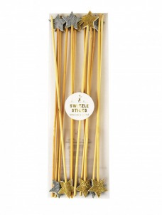 Meri Meri Διακοσμητικά stick μεγάλα Αστέρια