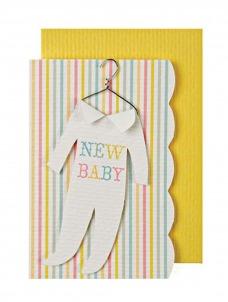 Meri Meri Ευχετήρια Κάρτα New Baby