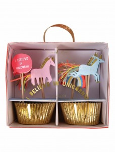 Meri Meri Cupcake Kit Μονόκεροι