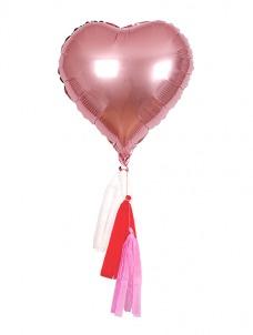 Meri Meri Καρδιές Balloon Kit