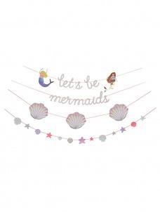 Meri Meri Γιρλάντα Let's Be Mermaids