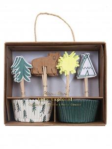Meri Meri Cupcake Kit Let's explore