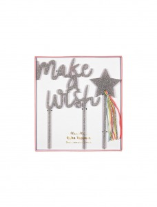 Meri Meri Διακοσμητικό Τούρτας Make a wish