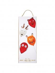 Meri Meri Ζώα του Δάσους Balloon Kit