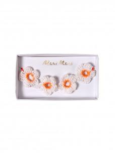 Meri Meri Βραχιόλι Crochet Flower