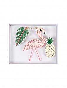 Meri Meri Καρφίτσες Tropical