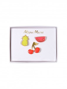 Meri Meri Καρφίτσες Φρούτα