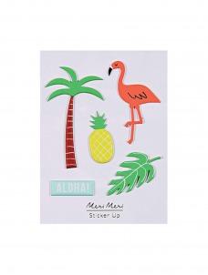 Meri Meri Αυτοκόλλητα Φουσκωτά Aloha