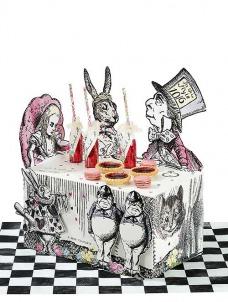 Talking Κεντρικός Στολισμός Alice