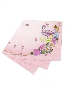 Talking Χαρτοπετσέτες Flamingo