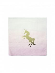 Talking Χαρτοπετσέτες We ♥ Unicorns