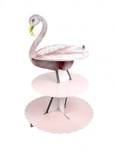 Talking Stand Φαγητού Flamingo