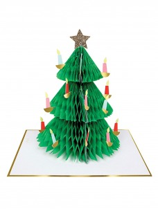 Meri Meri Ευχετήρια Κάρτα Honeycomb Tree