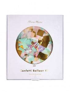 Meri Meri Balloon Kit Ιριδίζοντα Confetti