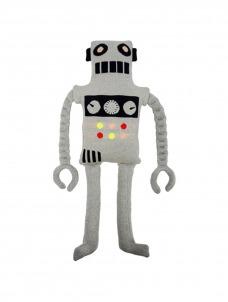 Meri Meri Υφασμάτινο μαξιλάρι Ρομπότ