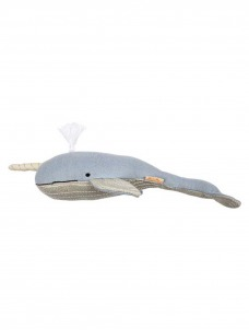 Meri Meri Υφασμάτινη Φάλαινα