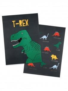 Meri Meri Αφίσα Δεινόσαυρος