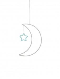 Meri Meri Υφασμάτινο Κρεμαστό Φεγγάρι
