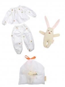 Meri Meri Σετ πιτζάμες για κούκλα