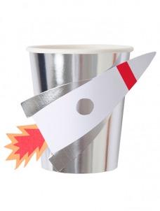 Meri Meri Ποτήρι Rocket