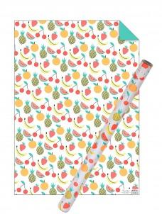 Meri Meri Χαρτί Περιτυλίγματος Φρούτα