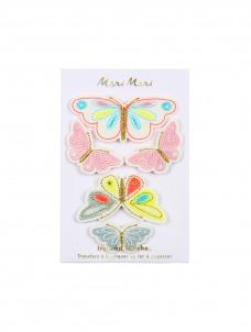 Meri Meri Αυτοκόλλητα Θερμότητας Πεταλούδες