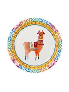 Talking Πιάτο φαγητού Lama