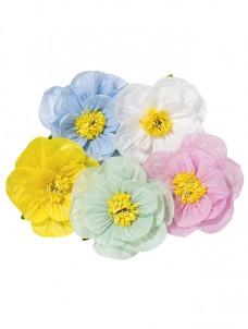 Talking Διακοσμητικά Λουλούδια σε διάφορες αποxρώσεις