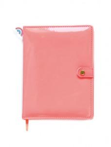 Neon Pink Glitter - Snap Journal