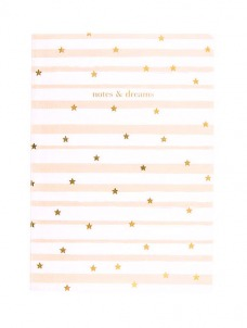 Notes & Dreams - Deluxe Soft cover journal