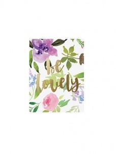 Be Lovely Floral - Pocket Notes