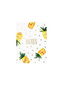 Pineapple - Pocket Notes