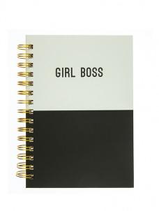 Σημειωματάρειο Girl Boss Mono
