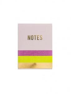 Pocket Notes Lavender & Neon