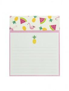 Jotter notepad Summer Pattern