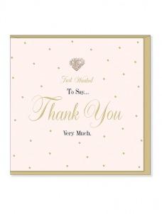 Ευχετήρια Κάρτα – Thank You