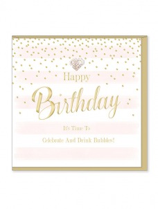Ευχετήρια Κάρτα – Happy Birthday