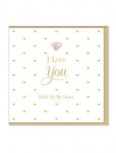 Ευχετήρια Κάρτα – I Love You