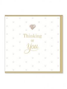 Ευχετήρια Κάρτα – Thinking Of You