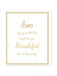 Ευχετήρια Κάρτα – Have a Great Day, Birthday