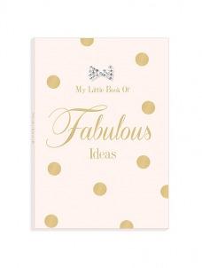 A5 Notebook – Little Book Of Fabulous Ideas