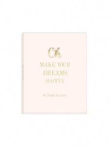 Small Notebook – Make Your Dreams Happen