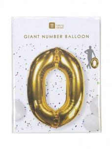 Μπαλόνι χρυσό 0