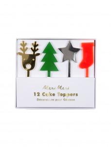 Meri Meri Διακοσμητικά Χριστουγεννιάτικα Sticks