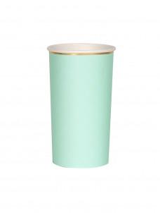 Meri Meri Ποτήρι Ψηλό (Coctail) Mint 400ml