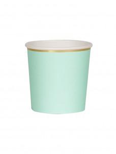 Meri Meri Ποτήρι Χαμηλό (Κούπα) Mint 260ml