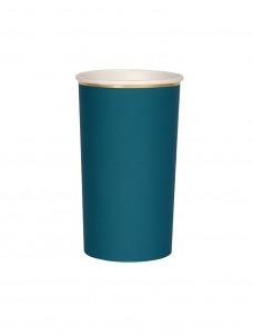 Meri Meri Ποτήρι Ψηλό (Coctail) Dark Green 400ml